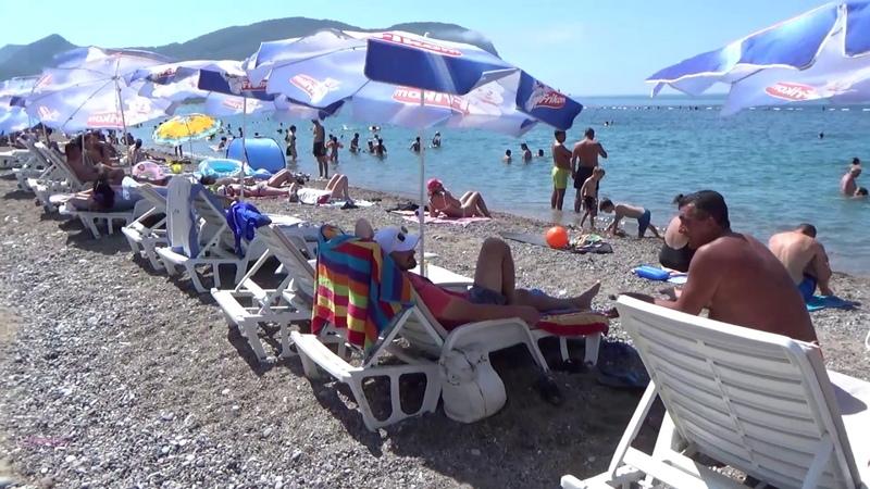 Buljarice crna gora plaza buljarice montenegro