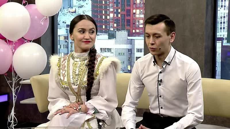 Анфар и Назифа Нурмухаметовы танцоры