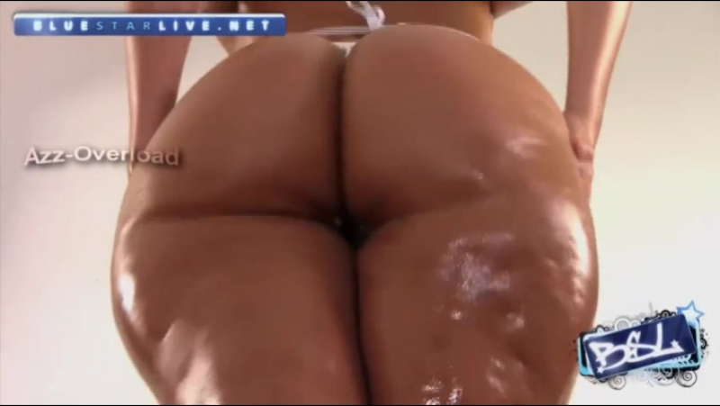 Rosee Divine in orange white thong Showgirl HD french big ass booty butts tits bbw pawg curvy chubby wide