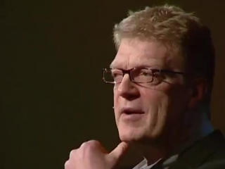 Кен Робинсон: Подавляют ли школы творчество