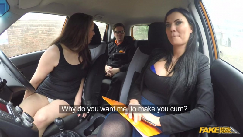 Fake Driving School Crystal Coxxx Jasmine Jae Fake Driving School All Sex Hardcore Blowjob Gonzo New Porn
