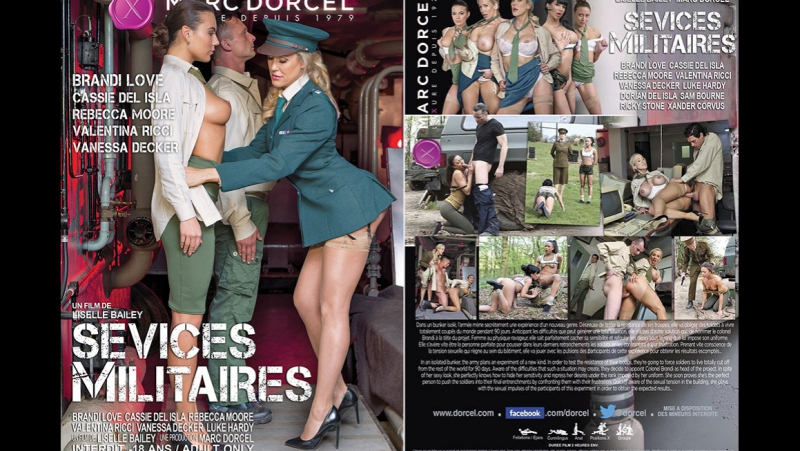 PRon Sévices Militaires, Sevices Militaires 2017 г. , Feature, Anal, Big Cocks, Big Tits, Big Ass, MILFS,