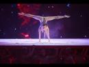 Взрывное выступление Евы Шияновой на шоу Лига удивительных людей!