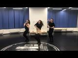 Dancehall female middle school viberoutine by Olya BamBitta million styles - miss fatty