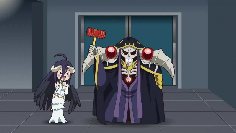 Overlord Isekai Quartet