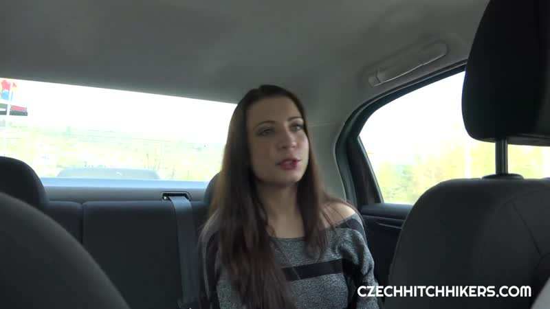 [CzechHitchHickers] Teressa Bizarre - Stopped On The Side Of The Road To Fuck