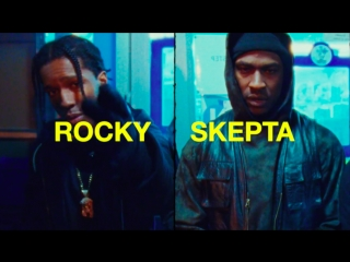 "A$AP Rocky  ""Praise The Lord""  ft. Skepta"