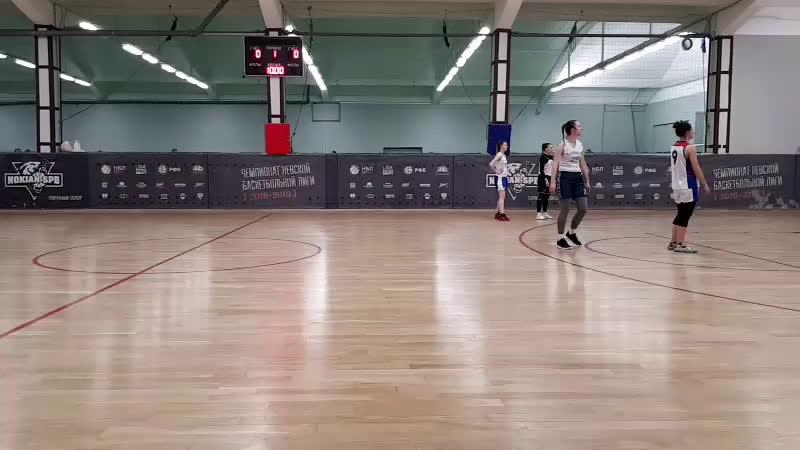 ельской Лиги Женского Баскетбола