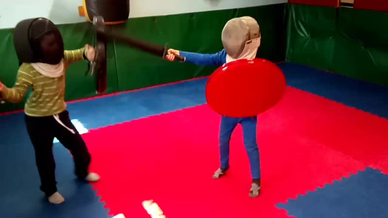 Бой на тямбарах 21