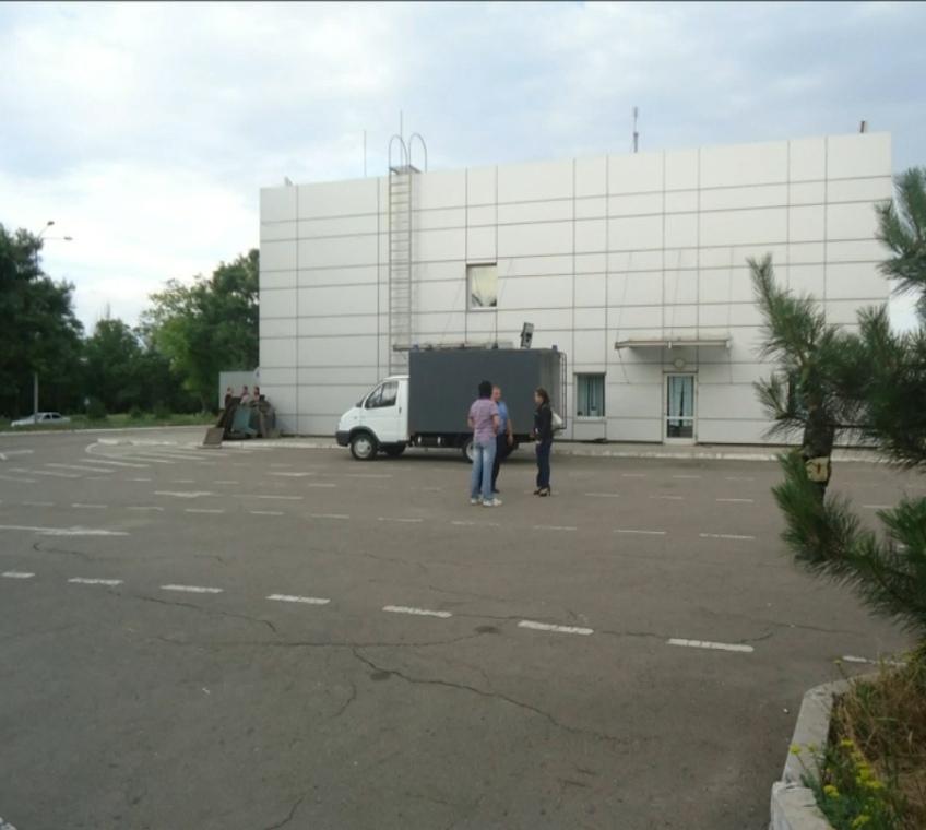 Тайная тюрьма СБУ в Мариупольском аэропорту