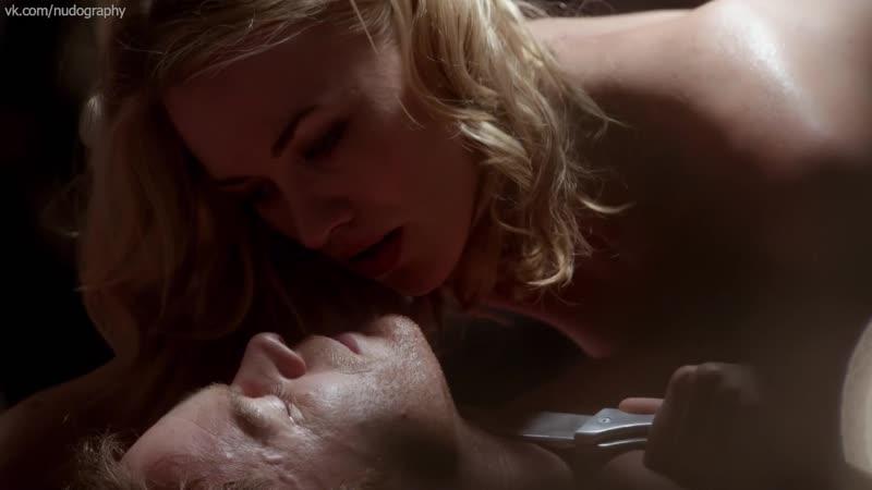 Ивонн Страховски (Yvonne Strahovski) - Декстер (Dexter, 2012) Сезон 7 / Серия 7 (s07e07) 1080p Голая? Секси!