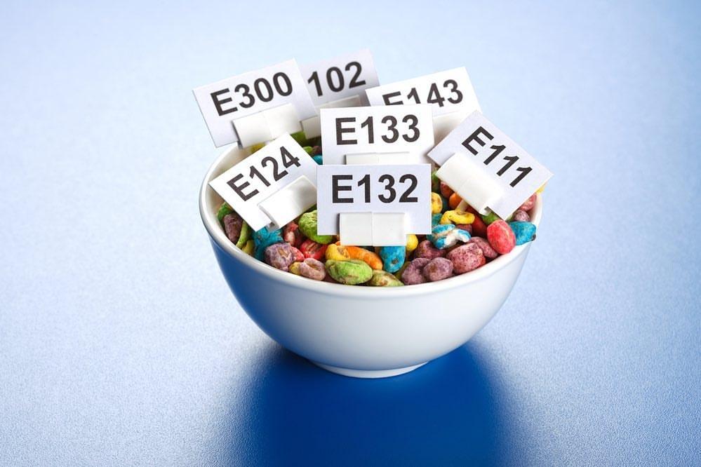 Влияние пищевых добавок на поведение детей