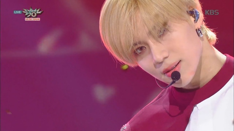TAEMIN 태민 Front-Runner Stage 'WANT' KBS MUSIC BANK 2019.02.22