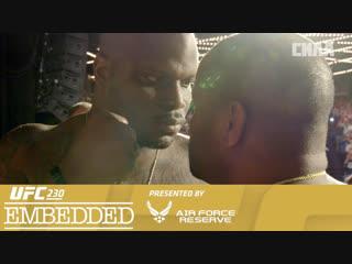 UFC 230 Embedded  Vlog Series - Episode 6