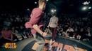 Lukash Banzay vs Irina S.N.CH. Dam'en | Semi Final Hip Hop 2X2 WHAT THE FLOCK 6