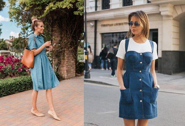 Лето в городе: 5 модных платьев для тех, кто не планирует ехать в отпуск.