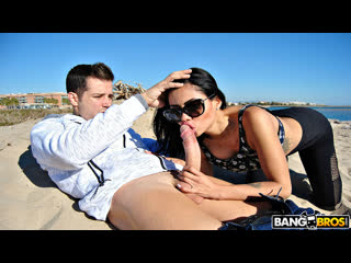 BangBros Canela Skin - Public Anal and Squirting With Canela Skin New Porn 2019