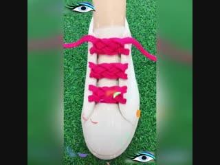 Такая разная шнуровка. Мамочки, берём на заметку!