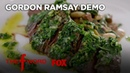 Gordon's Skirt Steak With Chimichurri Sauce Recipe Extended Version Season 1 Ep 8 THE F WORD