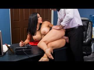Audrey Bitoni - Emergency Dick Distraction (Big Tits, Big Tits Worship, Blowjob, Black Hair, Secretary, Work Fantasies)