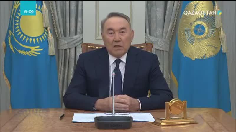 Назарбаев Мен болашақ қазақстандықтардың білімді үш тілде сөйлейтін еркін адамдардың қоғамын қалыптастыратындығына нық сенем