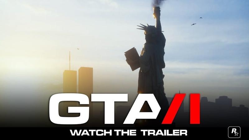 Grand Theft Auto VI Trailer December 2020 Project Americas