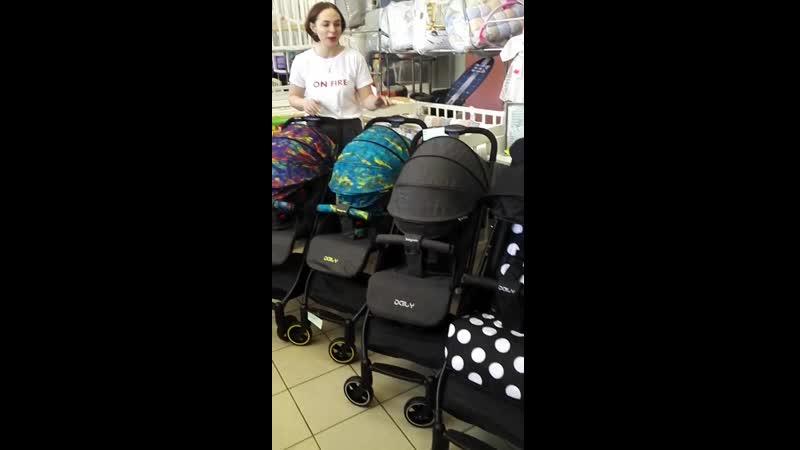 Коляска чемодан Baby Care Daily