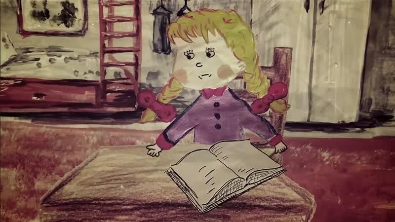 Мультфильм о том как родители программируют своих детей.
