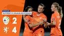 Slovenia vs Netherlands Highlights Euro Qualification 4th October 2019