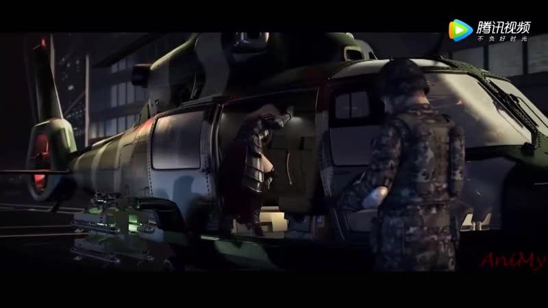 Превзойти богов Чёрные войска [Xiong Bing Lian] 7 Серия