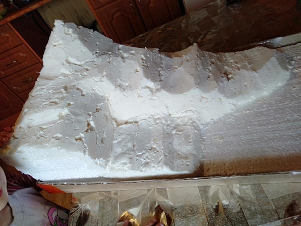 Для развития детей. Тема: Вода и ее свойства. Месторасположение воды я решила сделать материал своими руками. © Татьяна БерезинаКак сделать учебный материал своими руками. Вам понадобится: