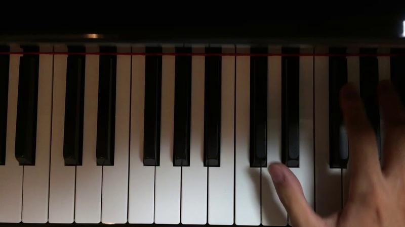 【ピアノカバー】いけないボーダーライン/ワルキューレ(マクロスΔ挿