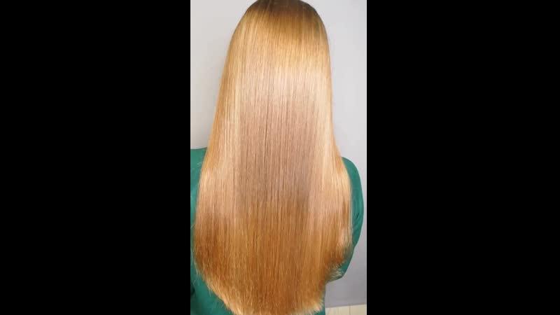 НАШ ФАВОРИТ по уходу за любым типом волос!