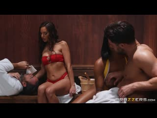 Jenna Foxx, Desiree Dulce - Turning Up The Heat (Threesome, Big