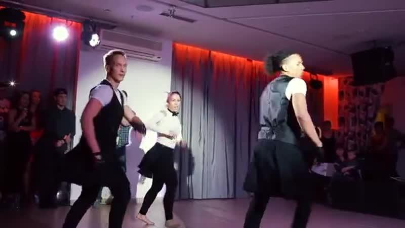 Fusion. Yoanis Meneses, Ольга Самойлова и Станислав Швецов