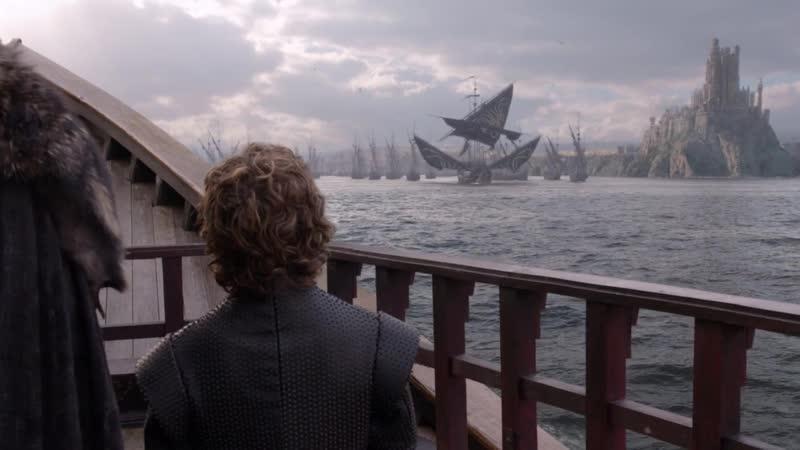 Видео о создании спецэффектов 7 сезона «Игры престолов»