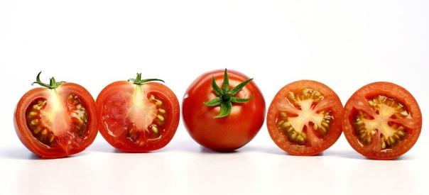 Из-за чего помидоры белые внутри