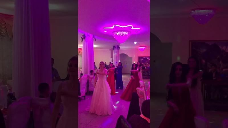 Свадебный флешмоб 💃🏻 Свадьба братика❤️11 09 2019 Танец невесты Harsi par
