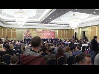 Пресс-конференция с Квентином Тарантино в Москве   прямая трансляция