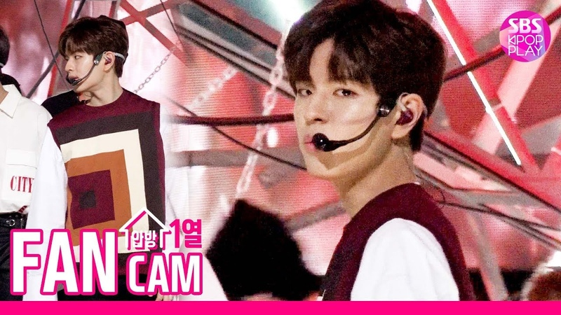 [안방1열 직캠4K] 스트레이키즈 승민 '부작용(Side Effects)' (Stray Kids SEUNGMIN Fancam)│@SBS Inkigayo_2019.6.23