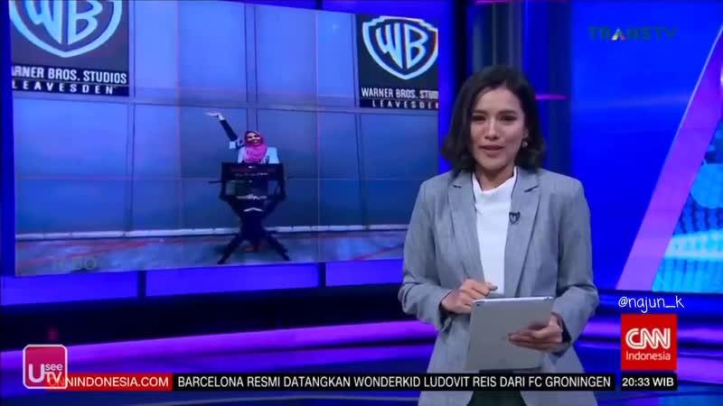 [VK][190523] MONSTA X appearance on We Bare Bears @ CNN Indonesia