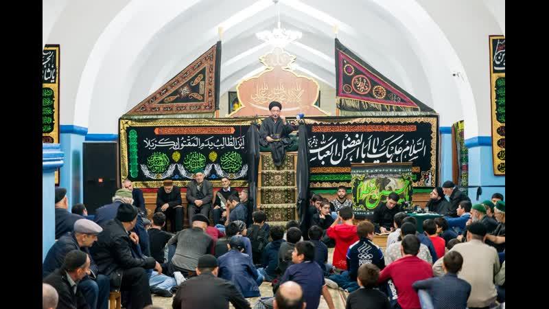 Курские мусульмане отметили день рождения Пророка Мухаммеда