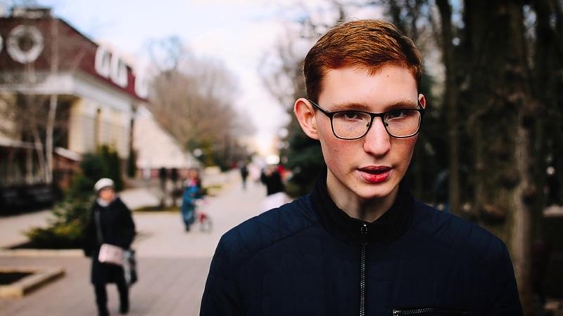 Владимир Миронов. Кандидат от ДонНУ