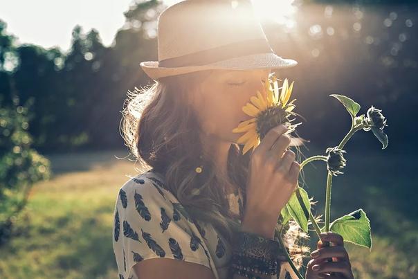 Без удовольствия ничего не работает в жизни женщины.