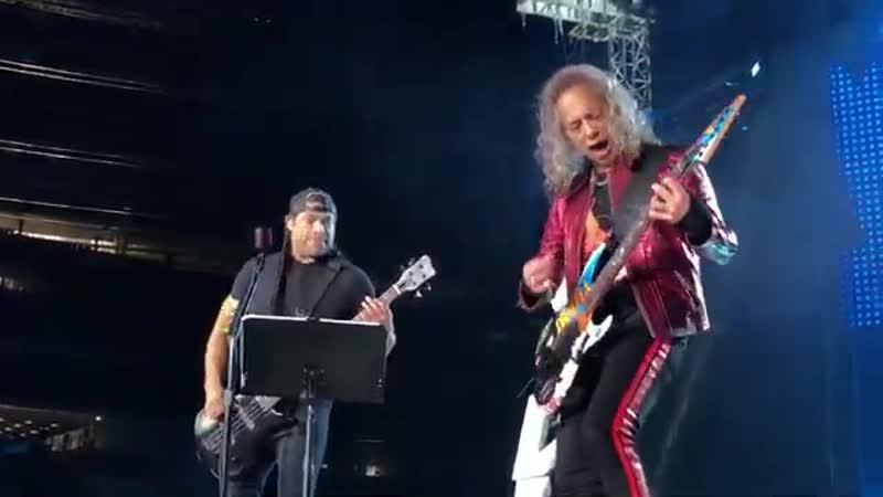Metallica «Группа Крови» Металлика КИНО.