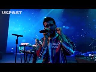 Jony, Elman, Andro, Gafur  Live @VK Fest 2020