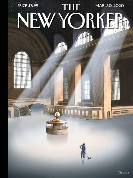 The New Yorker - March 30 2020