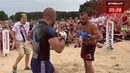 PITBULL vs VAMPIRE CRAZY MMA FIGHT