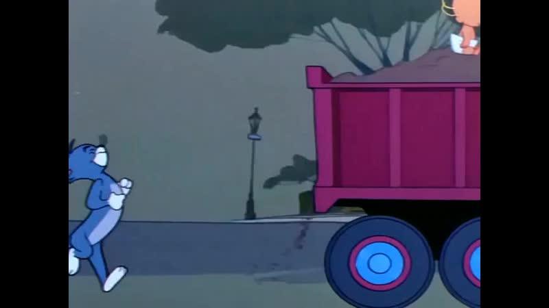 Том и Джерри Серия 114 Няньки сиделки Мультфильмы для детей