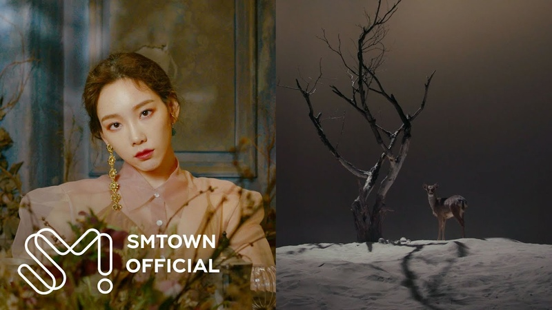 TAEYEON of Girls' Generation - Four Seasons